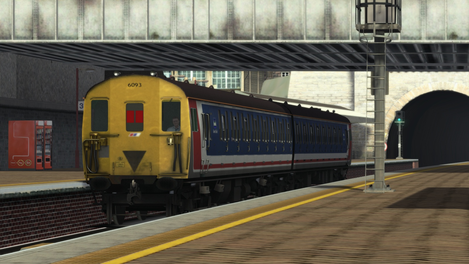 Pictures of Various Train Simulator 2014 Routes